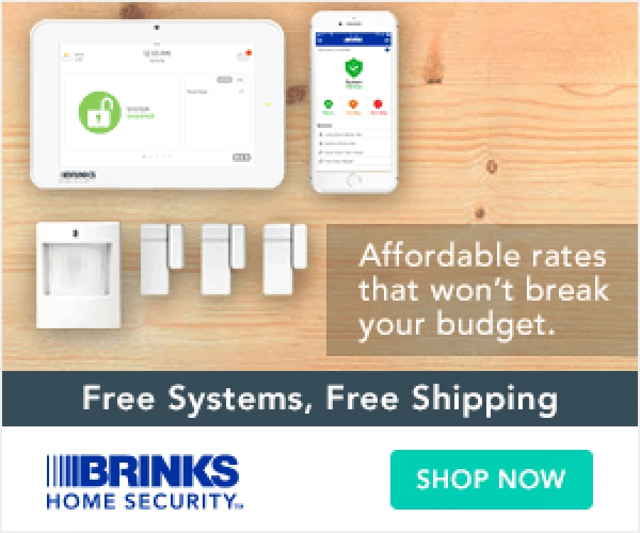 Brinks Home Security Mobile App